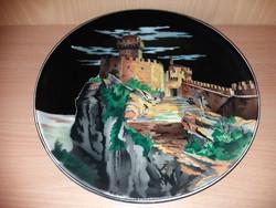 Ceramica Titano Dísztányér