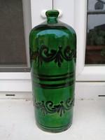 Jelzett váza 24 cm