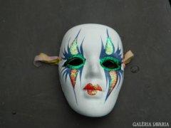 Velencei maszk - kerámia