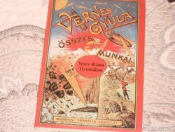 VERNE GYULA VÉRES DRÁMA LIVÓNIÁBAN  1990