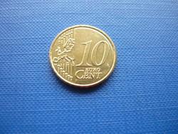 CIPRUS 10 EURO CENT 2019! HAJÓ! ! UNC! RITKA!