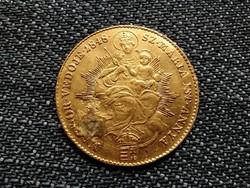 V. Ferdinánd (1835-1848) .986 arany 1 dukát 3,491g Szabadságharc FORRASZTÁSNYOM 1848 / id 16096/