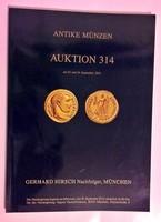 Numizmatika katalógus  2015 sammlung antik érmék