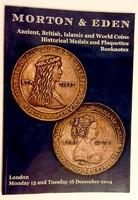 Numizmatika katalógus  2014  Morton eden történelmi érmék