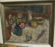 Gyelmis Lukács (1899 – 1979) - Csendélet