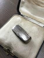 Régi ezüst kis szelence
