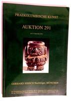Antik tárgyak aukciós katalógus 2013 Gerhard hirsch
