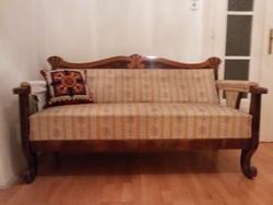 Biedermeier kanapé