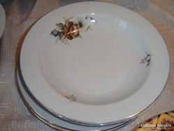 Alföldi lapos és mély tányér