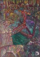 0Y544 Magyar festő XX. század : Katasztrófa