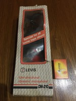 Levis DM-210 Piros Mikrofon dobozában - gyerek felnőtt zene