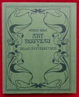 Pamer Nóra : Art nouveau a belga építészetben