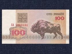 Fehéroroszország 100 Rubel bankjegy 1992 / id 11799/