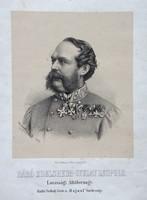 Marastoni József: B. Edelsheim-Gyulai Leopold
