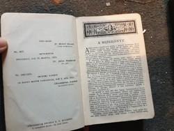 Misekönyv, vallási könyv, imádságos könyv csomag