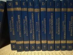 Nóbel-díjas klasszikus írók
