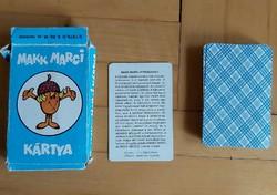 Makk Marci kártya