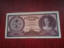 1946-os 1 Milliárd Pengő