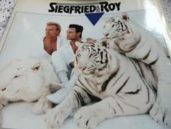 Siegfried és Roy az illúzió mesterei  könyv