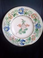 Karcagi ,gyönyörű kézi festésű tányér