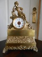 Antik francia óra