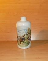 Holland halász jelenetes butélia 19 cm (1/d)