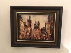 Vasilij Tjutjunnik - Prague / vászonkép