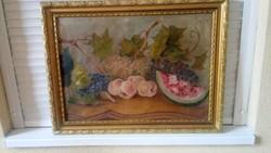 Olaj ,vászon festmény keret áron eladó! 82*62cm