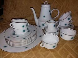 Hennenberg Helena teás és süteményes készlet