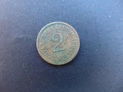 2 para 1904 Szerbia