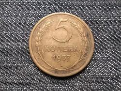 Szovjetunió (1922-1991) 5 Kopek 1957 (id15954)