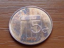 HOLLANDIA 5 CENT 1998