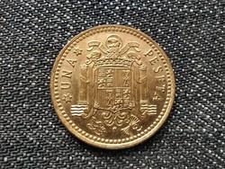 Spanyolország Francisco Franco (1936-1975) szép 1 Peseta (73) 1966 / id 15833/
