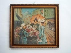 Rippl-Rónai József festmény