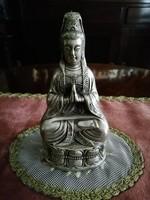 Réz Buddha szobor