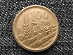 Spanyolország FAO 100 Peseta 1995 / id 15863/