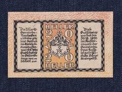 1 db osztrák szükségpénz 1920 / id 7548/