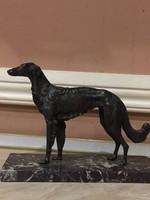 Bronz Agár kutya