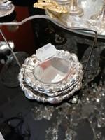 Ezüst pohárállatét 7 db.