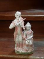 20 cm-es gyönyörű német porcelán, hibátlan,ajándéknak.párban