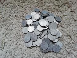 Alumínium 2 pengő, 100db