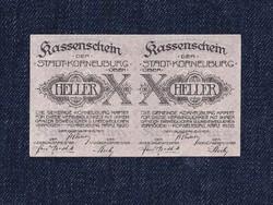 1 db osztrák szükségpénz 1920 (id7594)