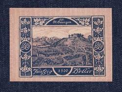 1 db osztrák szükségpénz 1920 (id7579)