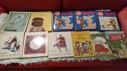 Az én babám, Vizivár,Közlekedj Okosan I,II Kismalac és a farkasok stb.. 11 db könyv eladó