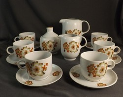 Alföldi porcelán teás ,kávéskészlet gyönyörű