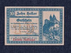 1 db osztrák szükségpénz 1920 (id7549)