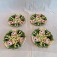 Körmöcbánya antik szecessziós 4 db tányér