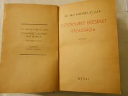 Jo Van Ammers Küller: Coornvelt Erzsébet házassága