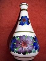 Kispest kerámia virágos váza