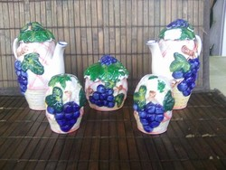 Porcelán asztali készlet